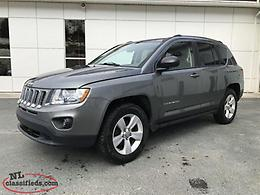 2012 Jeep Compass North 4WD at (AS TRADED SPECIAL)