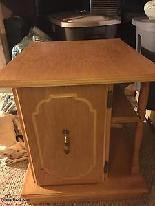 For Sale - Hope Chest, Coffee And End Tables And Tv Stand