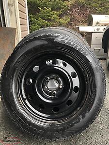 Ford wheels and winter tires