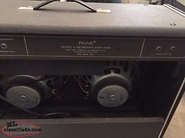 RVS Model 1 Keyboard Amp