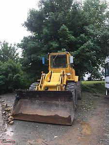 1971 CAT 930 Front End Loader