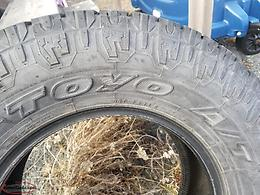 TOYO OPEN COUNTRY AT TIRE