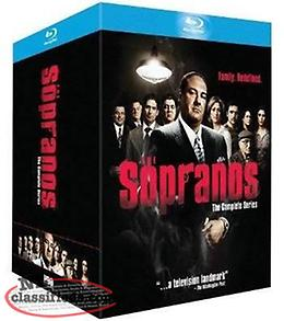 WANTED TO BUY THE SOPRANOS BOX SET ON DVD OR BLU RAY