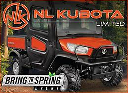 SPRING TO POWER with the RTV Sidekick!