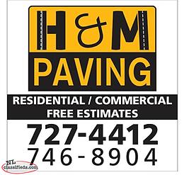 H&M Paving Limited - Residential and Commercial Paving