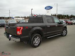 2016 Ford F-150 SuperCrew 4x4 XTR - $29,900.00