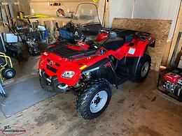 2009 Can-Am Outlander Max 400