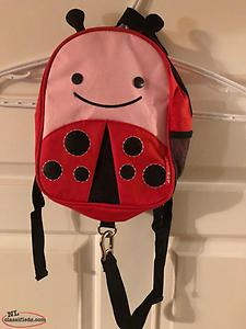 Ladybug Backpack/harness