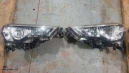 OEM Projector Headlights out of a 2017 4Runner