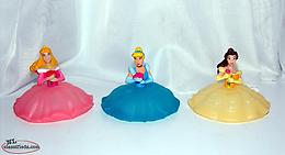 Disney Princess Cake Toppers / Figures