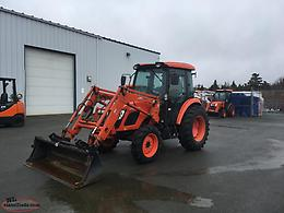 Used 2012 RX6010 With Cab And Loader