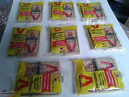 8 Pack Of Victor Mouse Traps
