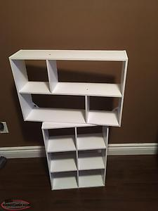 Shelving Cubbies
