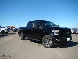 2017 Ford F-150 SuperCrew Sport 4x4