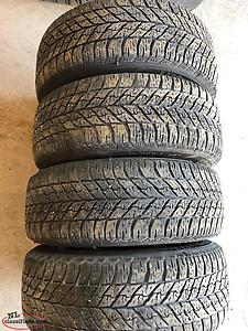 235/55R17 Goodyear Ultragrip Winter