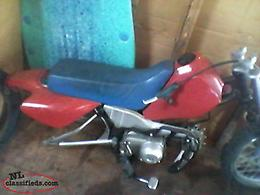 Baja dirtbike for parts