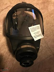 MSA Gas Mask