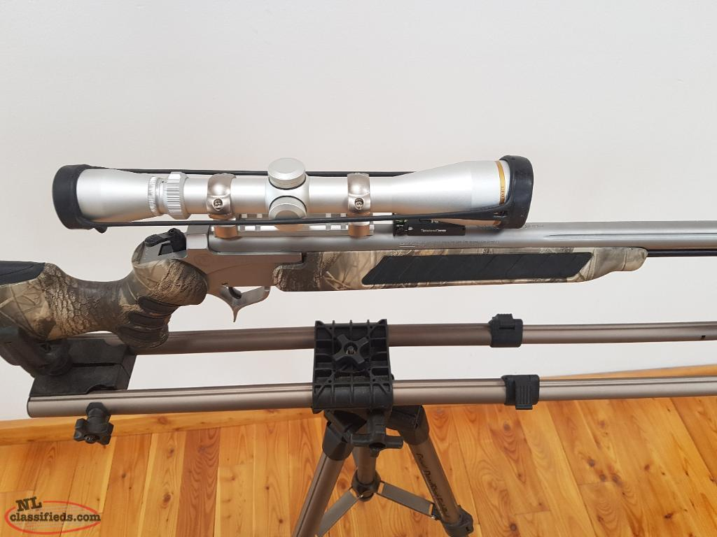 Thompson center pro hunter in 50 Cal Muzzle loader