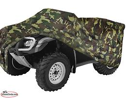 Camouflaged Quad Cover