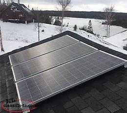 Solar Panels, renewable batteries, charge controllers for sale
