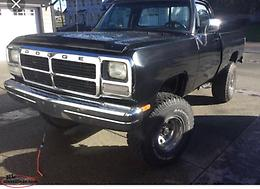 parts for 1991 dodge ram
