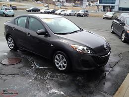 2010 Mazda3, Complete Option Group, Spotless, New Tires & Inspection