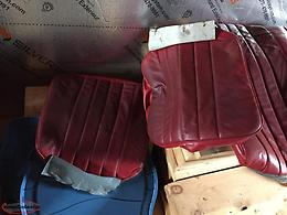 Misc. Interior Parts For A 1981 Camaro