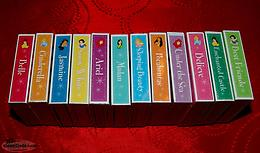 Dinsey Princess Block Books Set of 12