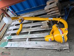 Danuser 8300-1 Hydraulic Auger 3pt hitch Attachment