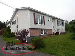MLS # 1193513 Bungalow with extension/ Large FENCED YARD.