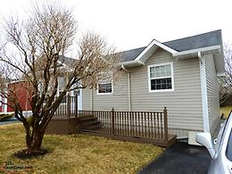 MLS # 1193805 Bungalow with basement and backyard shed