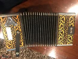 Hohner Venezia Keyed To A/D