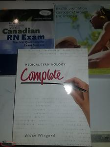 Mun Nursing books
