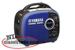 BIGGEST SALE EVER ON OUR YAMAHA EF2000 !!