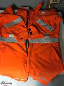 Men's FR XL coveralls