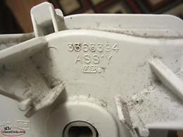 Kenmore washer water pump