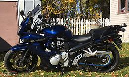 2009 Suzuki GSF 1250 Sport Touring( or trade for enclosed cargo trailer)
