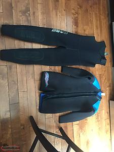 2 Wet Suits---For Sale