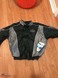 Mustang Ice Rider IRX Extreme Jacket New