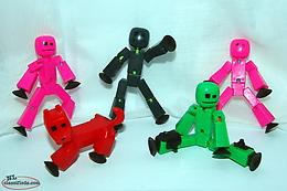 Stikbot Figures