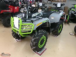 2018 arctic cat 700 mud -pro power steering