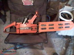 Husqvarna chainsaw for sale