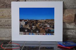 8x10 Photograph Print of Downtown St. John's