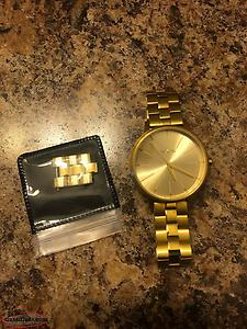 Nixon Watch 15g. 50M Stainless Steel