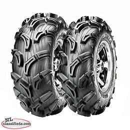All In Stock ATV / SXS Tires On SALE Up To 50% Off!!