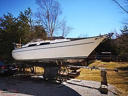 26' Hughes/North Star 600 sailboat 1976
