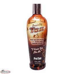 NEW! Pro Tan IRRESISTIBLY TAN Ultra Dark Maximizer Tanning Lotion - 8.5 oz.