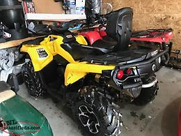 2015 Can Am Outlander Max XT 1000 Legal 2-UP $9700.00