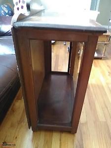 Antique Newfoundland Handmade Display Case / Cabinet