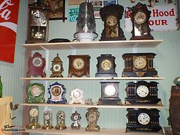 ANTIQUE CLOCK COLLECTION